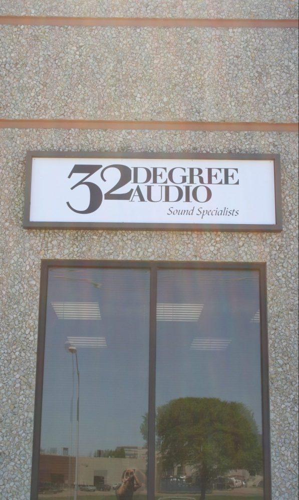 Inside 32 Degree Audio HQ