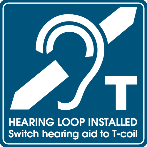 Inductive Loop Assistive Listening System