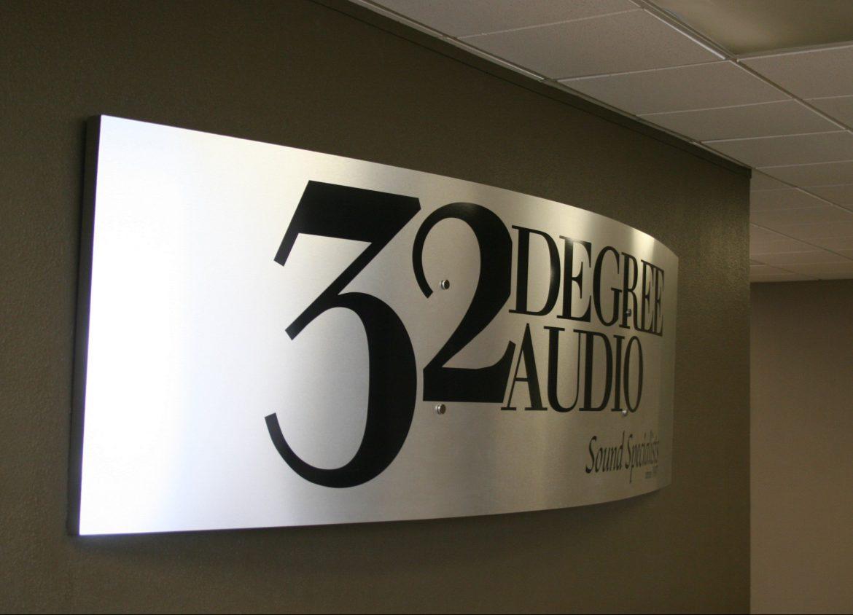 Inside 32 Degree Audio HQ